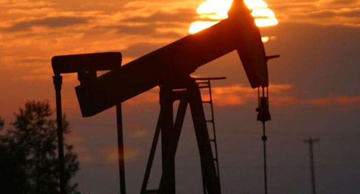 Нефть марки Brent торгуется у $45,39 за баррель
