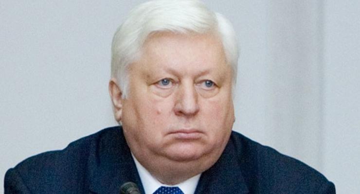 Под Киевом арестовали дом Пшонки
