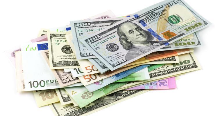 Наличные курсы валют в банках регионов на 2 октября
