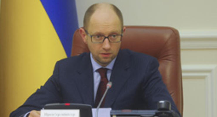 Яценюк просит не откладывать с оформлением субсидий