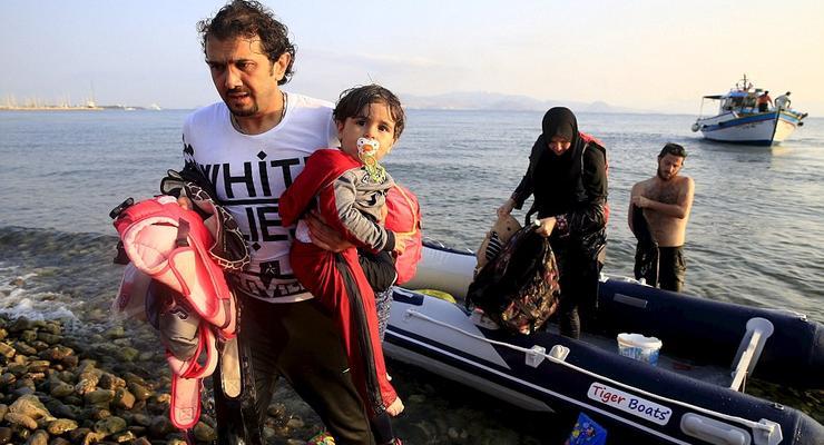 Европарламент рассмотрит план распределения беженцев по странам ЕС