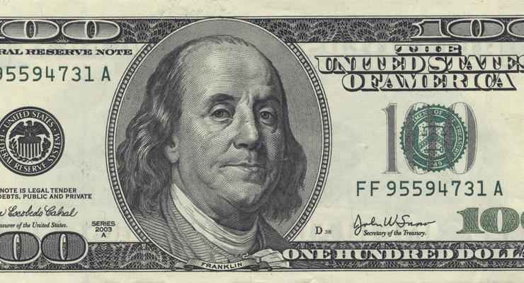Гривна на межбанке укрепилось до 22,20 грн/$