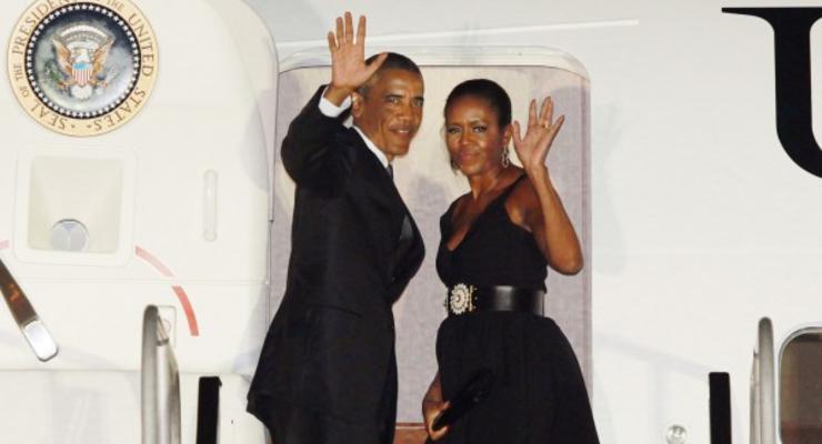 Обама с женой задекларировали свой совместный доход