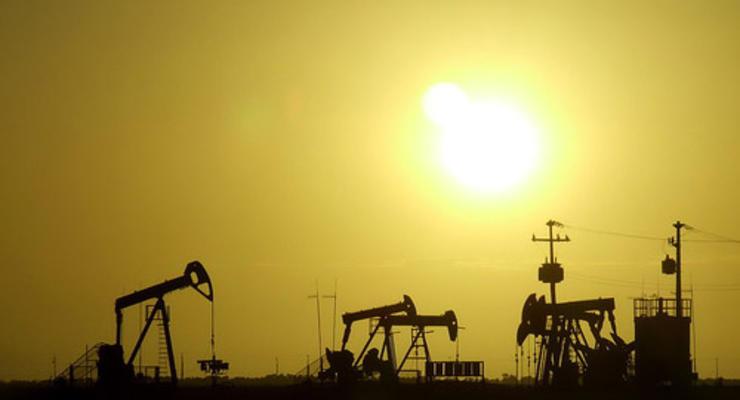 Количество нефтегазовых буровых установок в мире сократилось