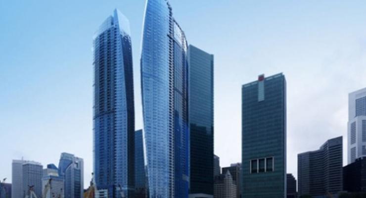 Как растёт количество небоскрёбов в мире