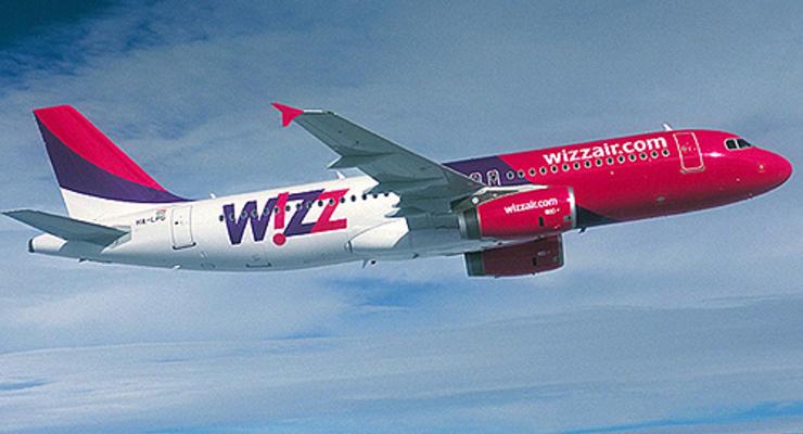 Wizz Air получила право на авиарейсы  из Киева в Рим, Барселону и Варшаву