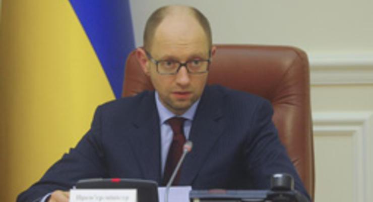 Украина остается надежным транзитером газа в Европу - Яценюк
