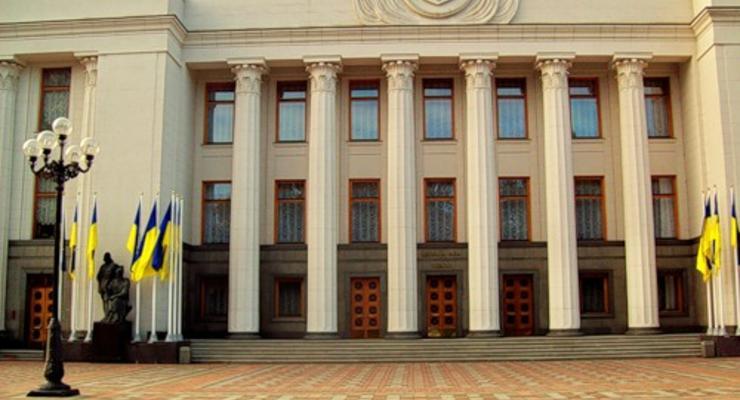 Вопрос статусов некоторых районов и ратифинкацис Соглашения с ЕС - на расспотрении заседания Рады во вторник
