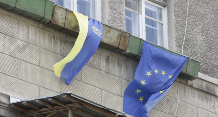 Соглашение об ассоциации Украина-ЕС внесено в Раду для ратификации