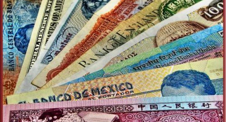 Наличные курсы валют в банках регионов на 1 сентября