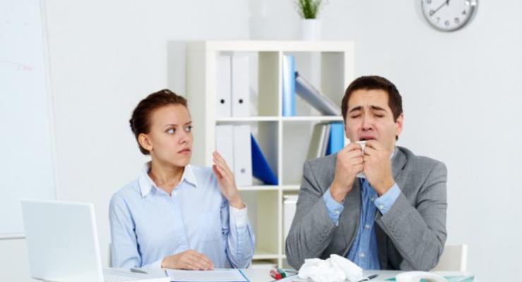 Как работа влияет на наше здоровье - опрос