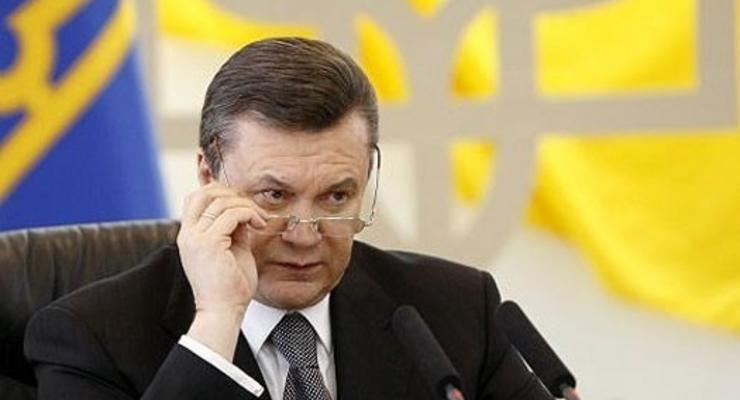 О чем говорил Виктор Янукович с Владимиром Путиным 9 ноября