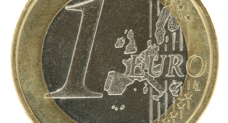 Евро достиг локального максимума