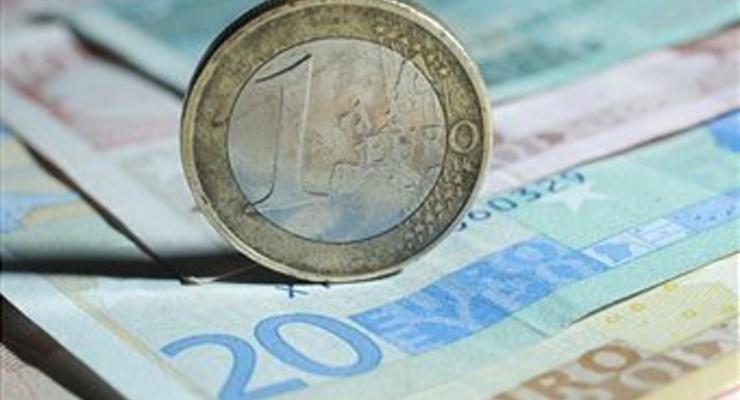 Евро упал на ЕЦБ (31.10.11)