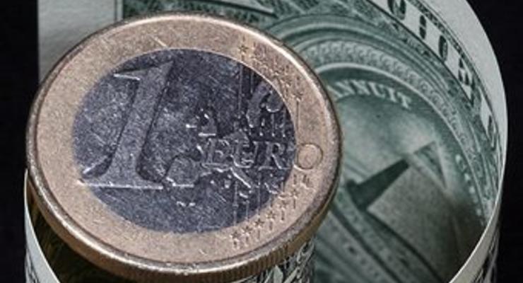 Евро растет на ЕЦБ (28.10.11)