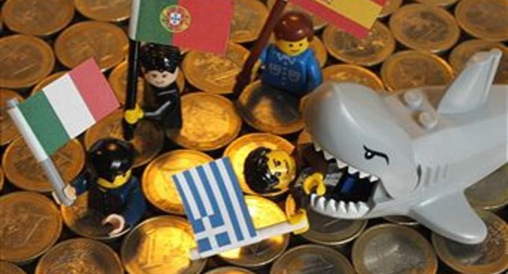 Европа сочиняет анекдоты об экономическом кризисе