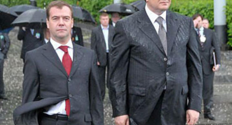 Кто зарабатывает больше - Янукович или Медведев?