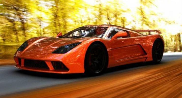 В ряду роскошных автомобилей прибыло