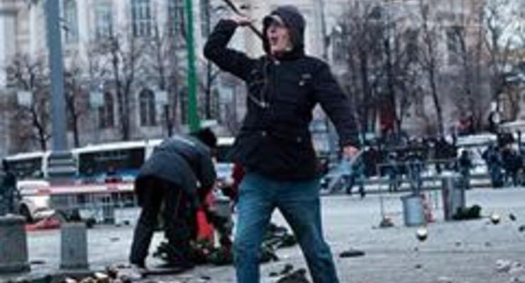 По миру прокатилась волна массовых акций протеста