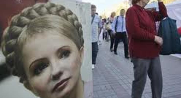 ЕС угрожает Киеву после приговора Тимошенко