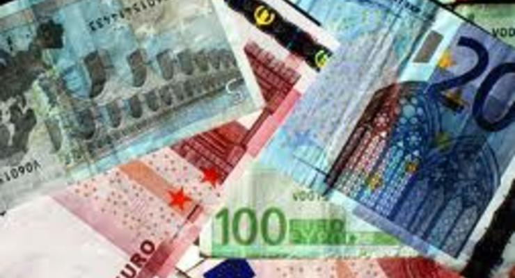 Курс евро продолжает падать на ЕЦБ (06.10.11)