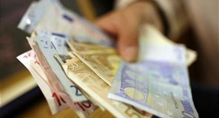 Курс евро стремительно падает на ЕЦБ (04.10.11)