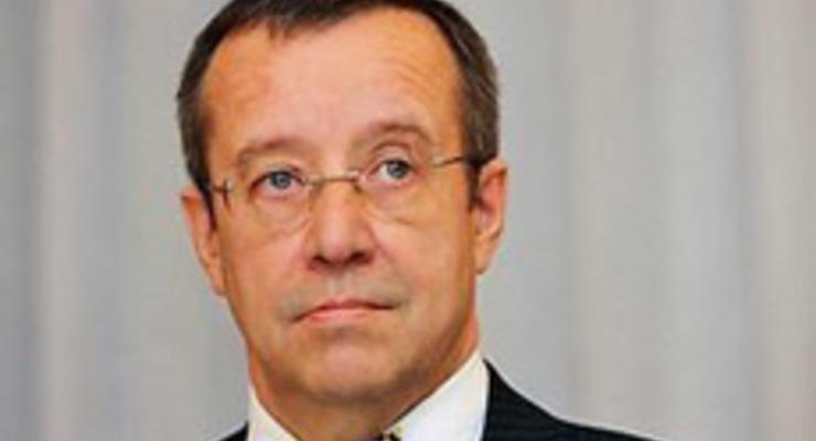Эстонский президент не захотел повысить себе зарплату