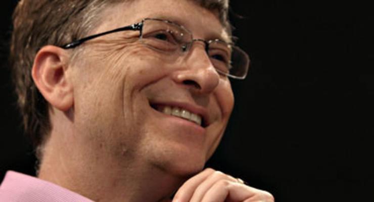 Билл Гейтс вновь признан самым богатым американцем