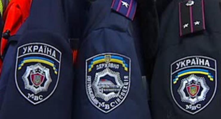 Начальник харьковской милиции потерял должность из-за предприимчивых подчиненных