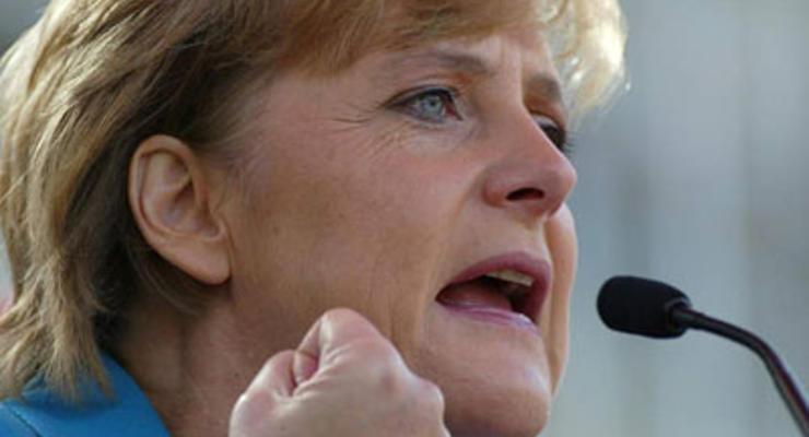 Меркель: Дефолт Греции спровоцирует эффект домино