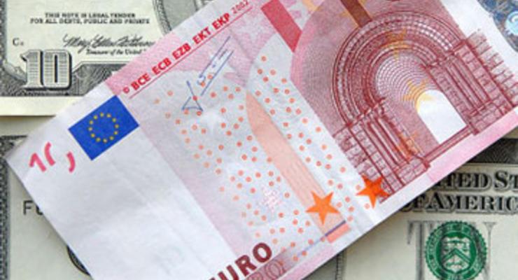 Евро падает на ЕЦБ (08.09.11)
