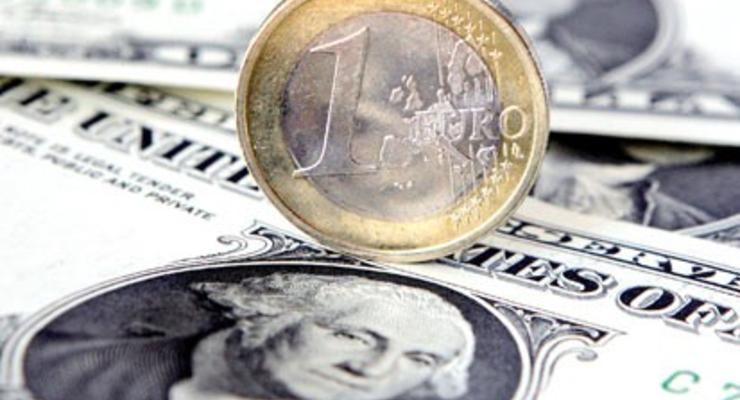 Евро падает на ЕЦБ (02.09.11)