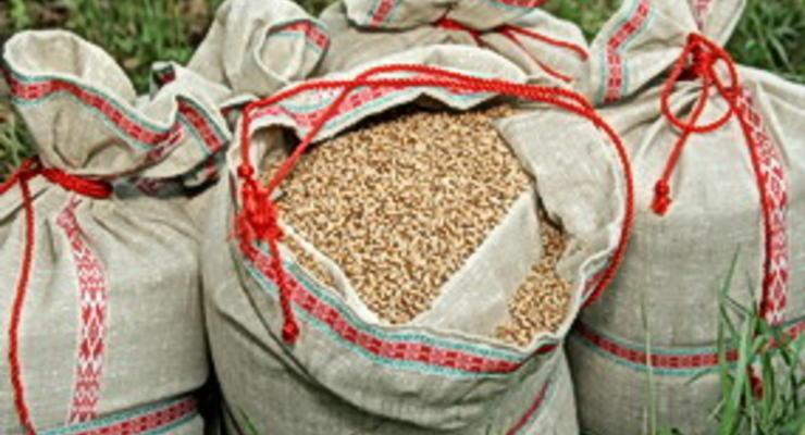 Россия успешнее Украины экспортирует зерно
