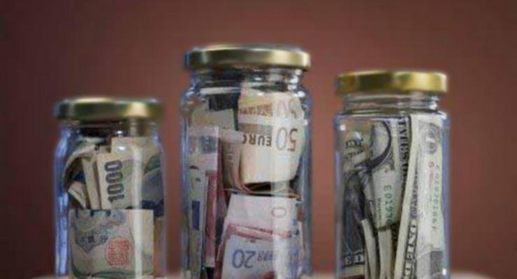 Иностранных вложений в украинских банках стало меньше