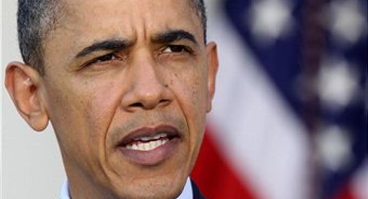 Обама обвинил конгресс в саботаже