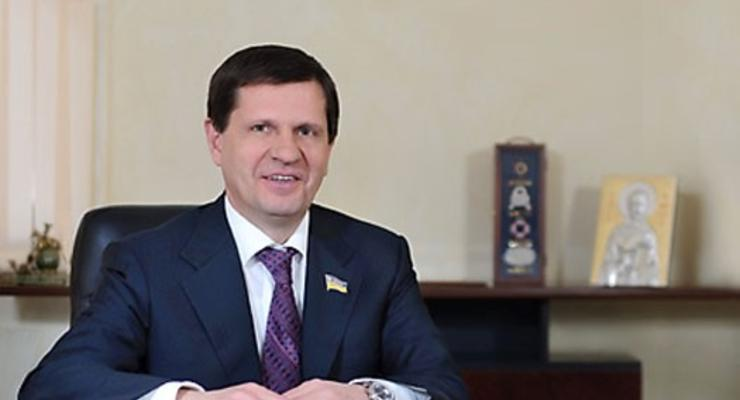 Мэр Одессы получил миллион гривен материальной помощи