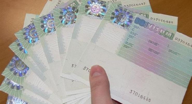 Украинцы используют польские визы для заработка в Европе