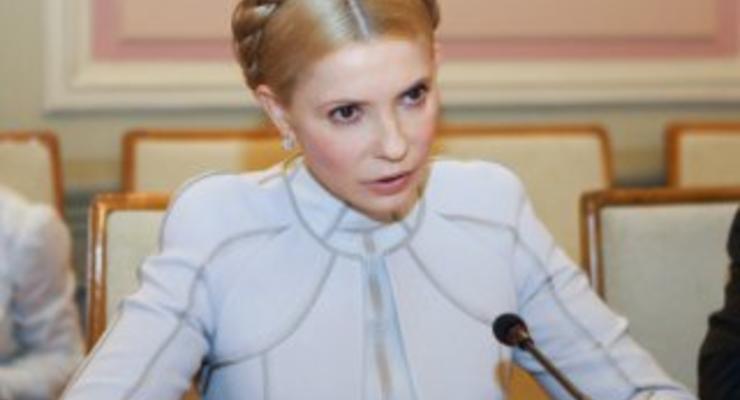 Тимошенко пообещала сорвать пенсионную реформу