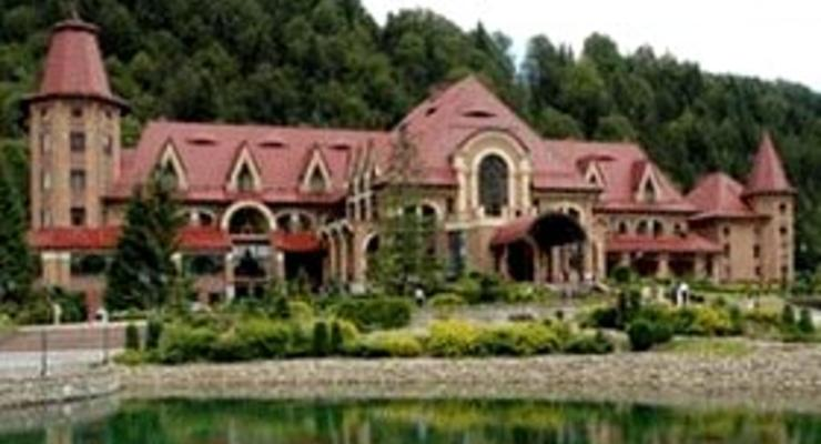 На резиденцию Януковича потратят 21 млн гривен