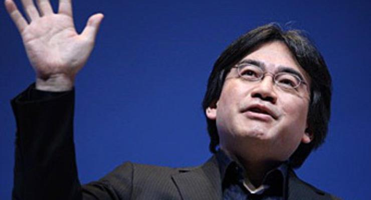 Глава Nintendo отказался от половины зарплаты