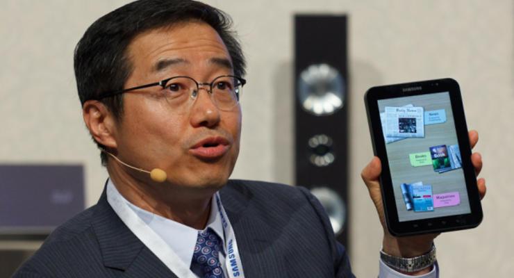 Стартовали продажи планшета Galaxy Tab