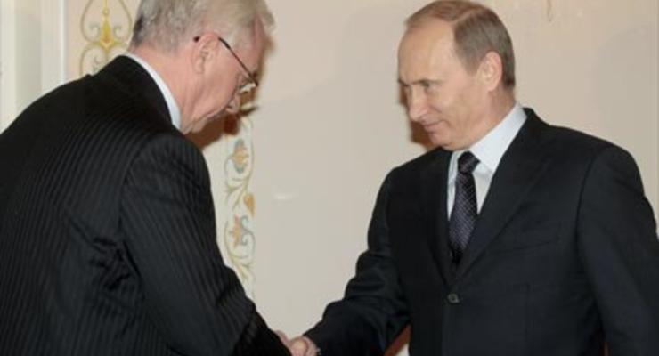 Украина согласна отдать ГТС Путину?!