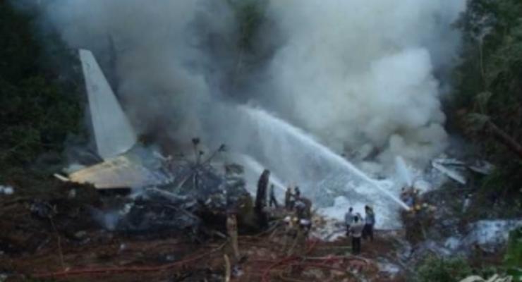 В авиакатастрофе в Карелии погибли трое украинцев