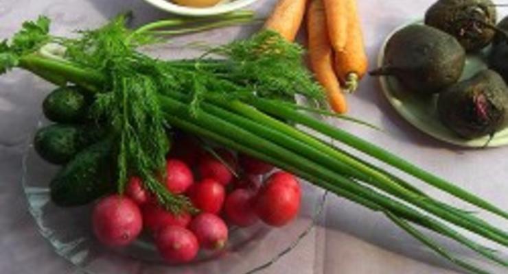 Овощи подешевеют в 3-4 раза, - эксперт