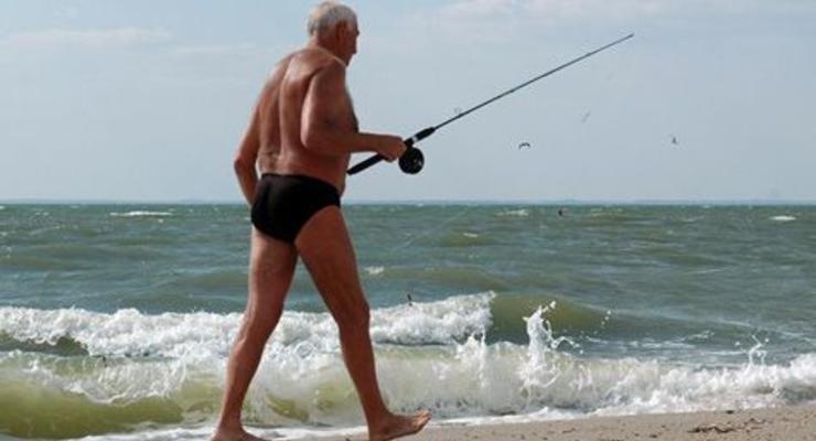 В Азовском море временно запрещен вылов рыбы