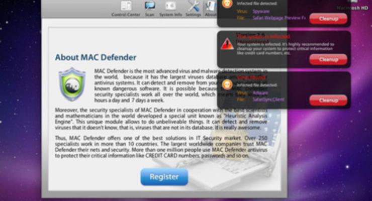 Apple рассказала, как бороться с вирусом