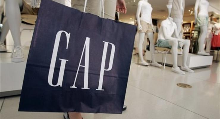 В Киеве откроется первый магазин GAP