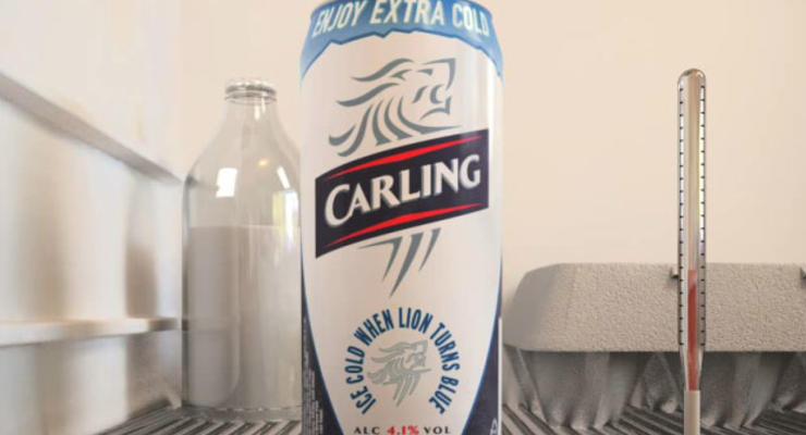 Оболонь будет выпускать британское пиво Carling