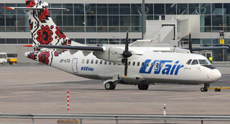 UTair открывает рейс Киев-Москва