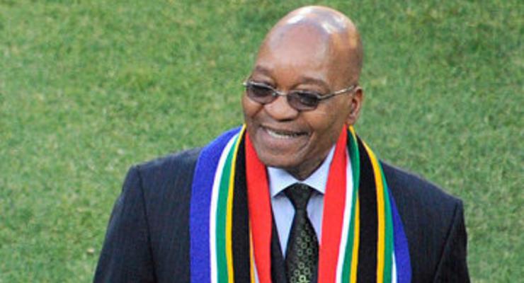 Президент ЮАР: Мир от кризиса спасла Африка